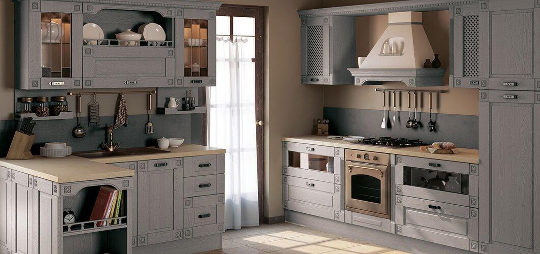 Классика кухонь